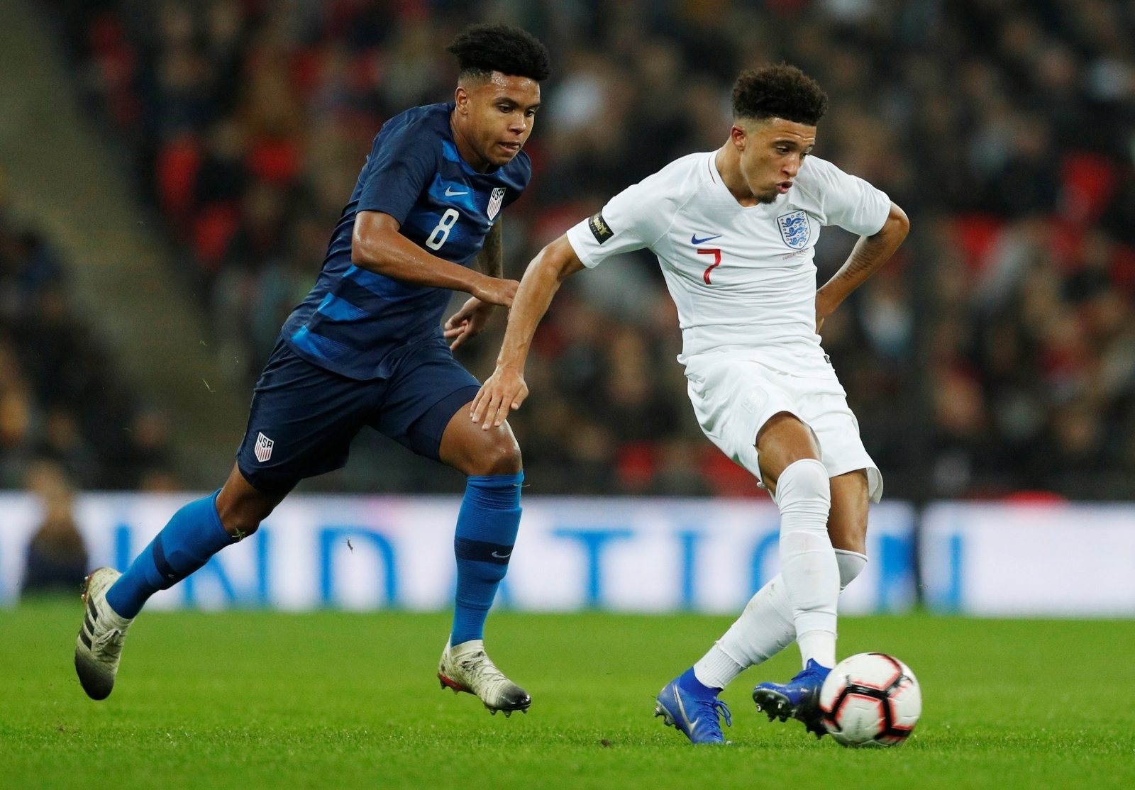 Liverpool: Fans want to see Jadon Sancho playing at Anfield