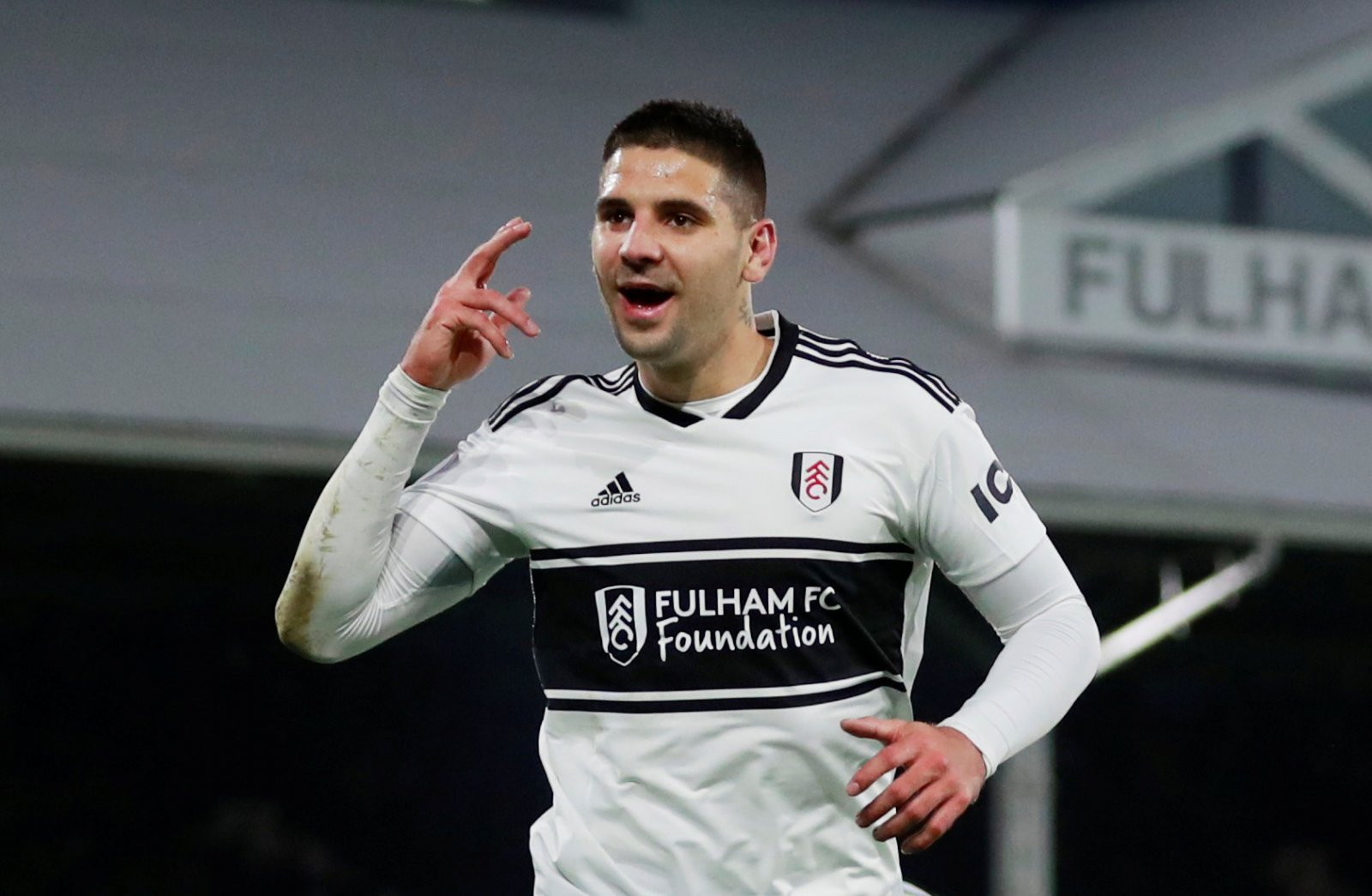 Everton fans take to Twitter to demand Mitrovic swoop