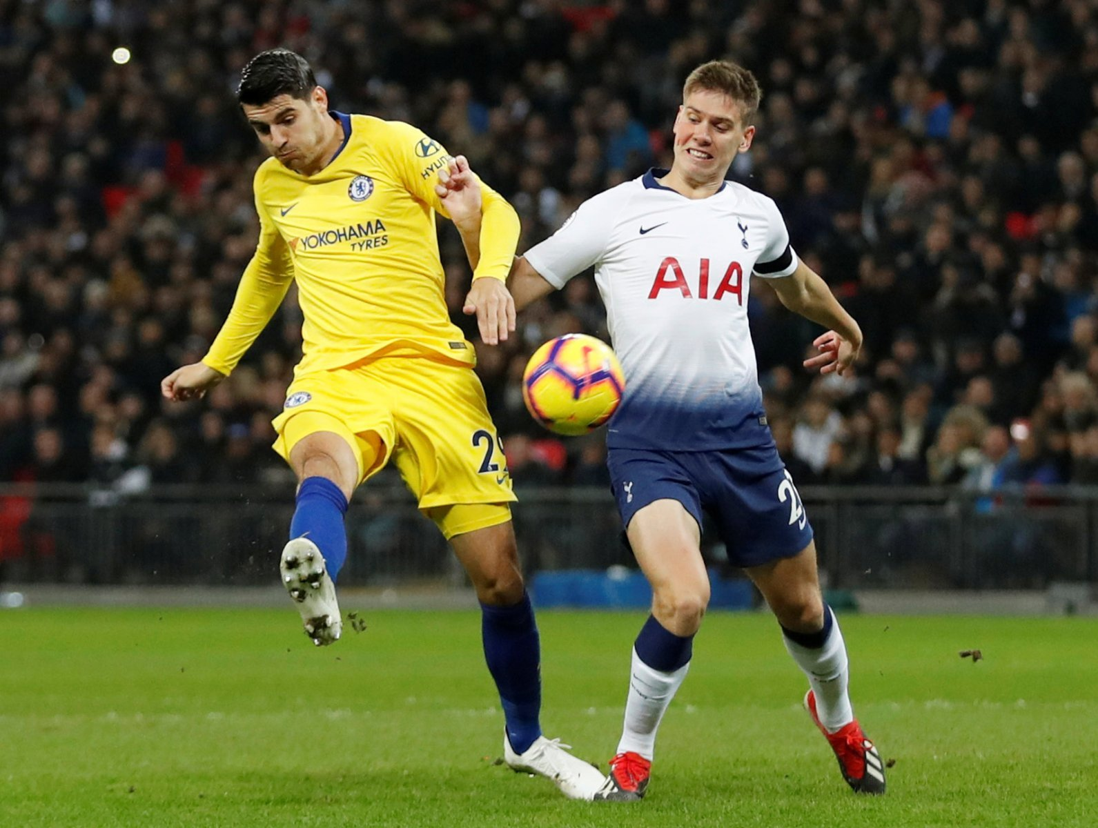 Tottenham team news: Pochettino has Foyth available for Arsenal Cup clash