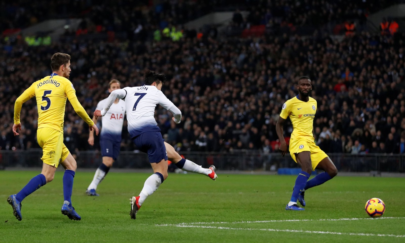Tottenham's much-needed impending return could not be coming at a better time