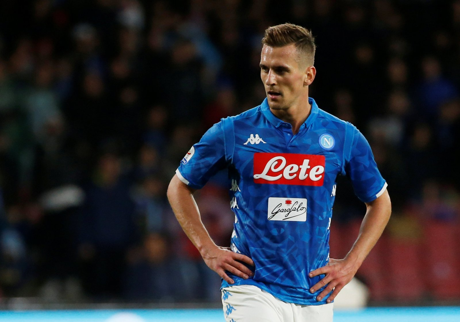 Arkadiusz Milik could be a title-clinching signing for Liverpool