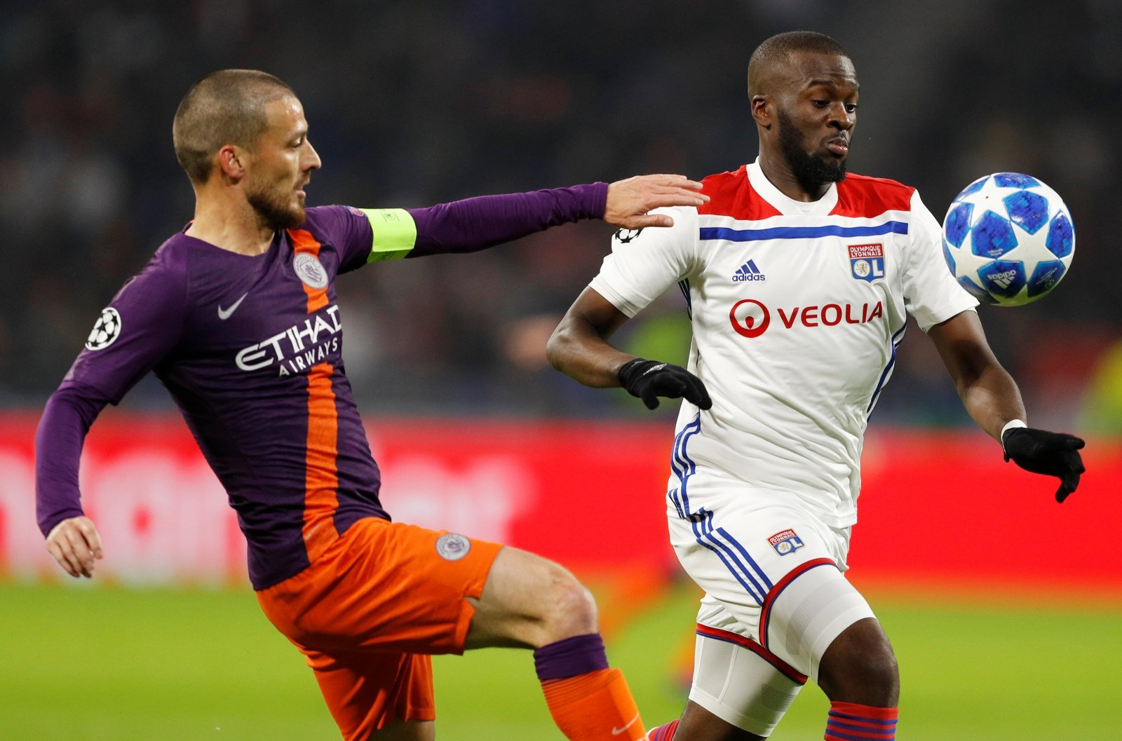 Man City would have their own Kante if Pep signs Ndombele