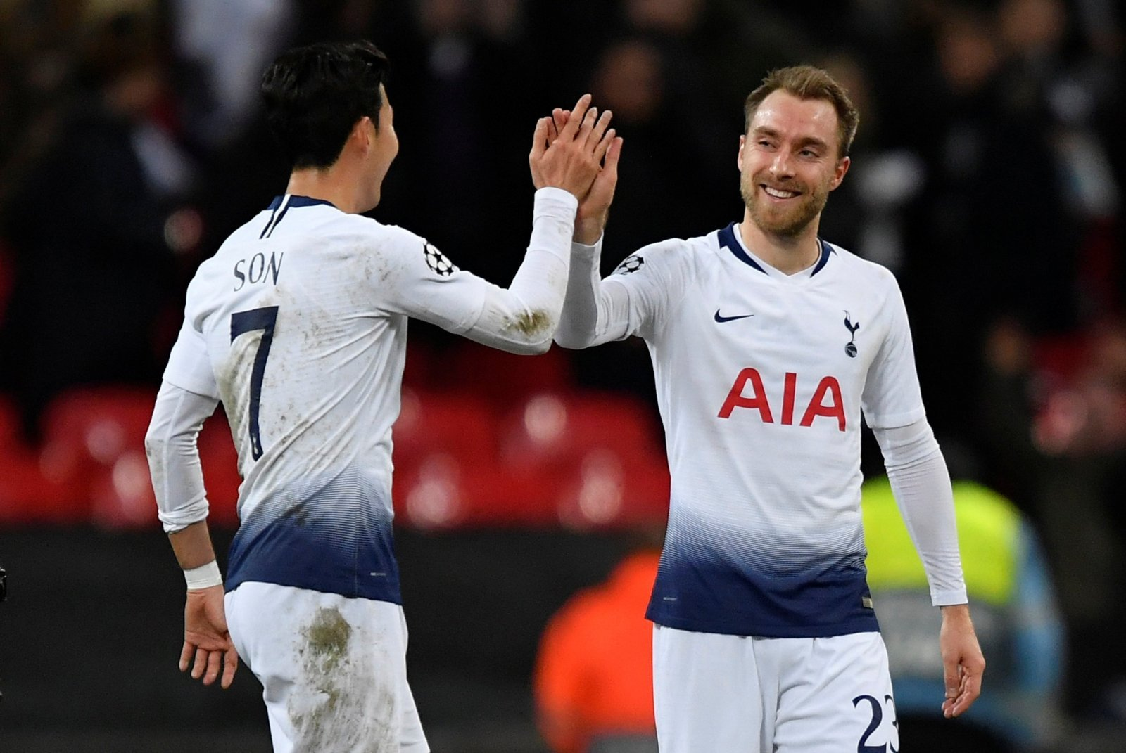 Every game without Eriksen proves why Tottenham cannot let him go