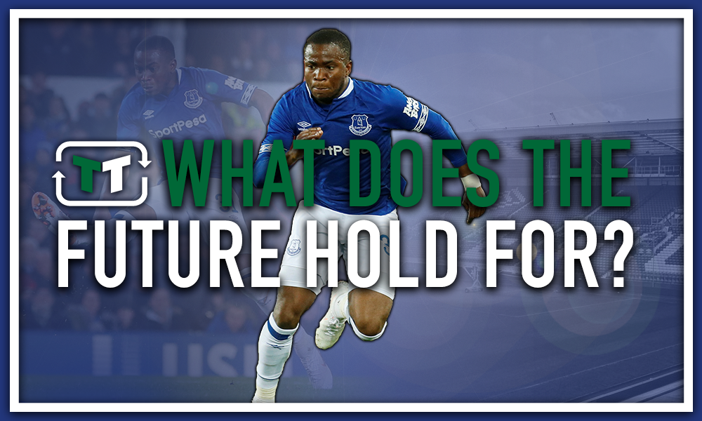 What does the future hold for Ademola Lookman at Everton?