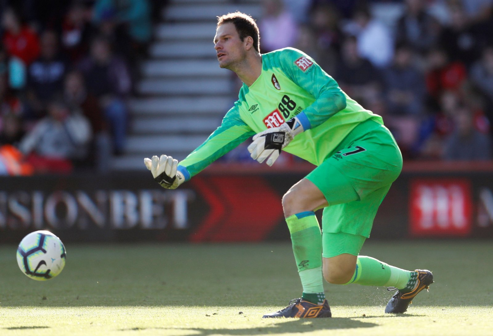 The door is ajar for Celtic to upgrade on Craig Gordon with linked-away Asmir Begovic