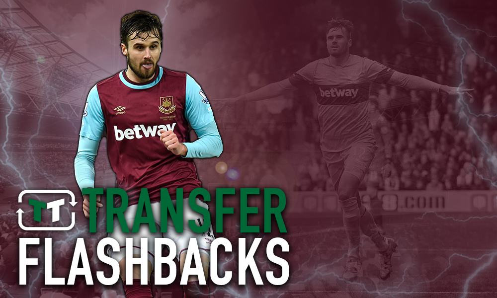 Transfer Flashback: Carl Jenkinson to West Ham