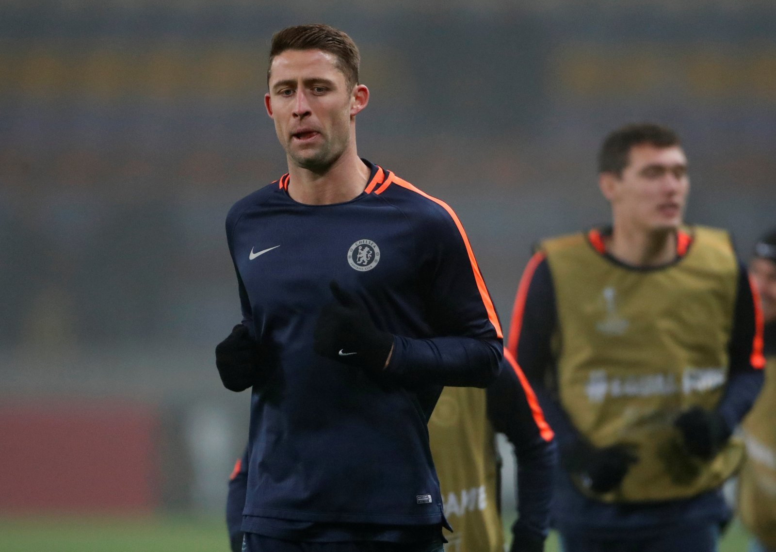 Fulham eye move for Gary Cahill