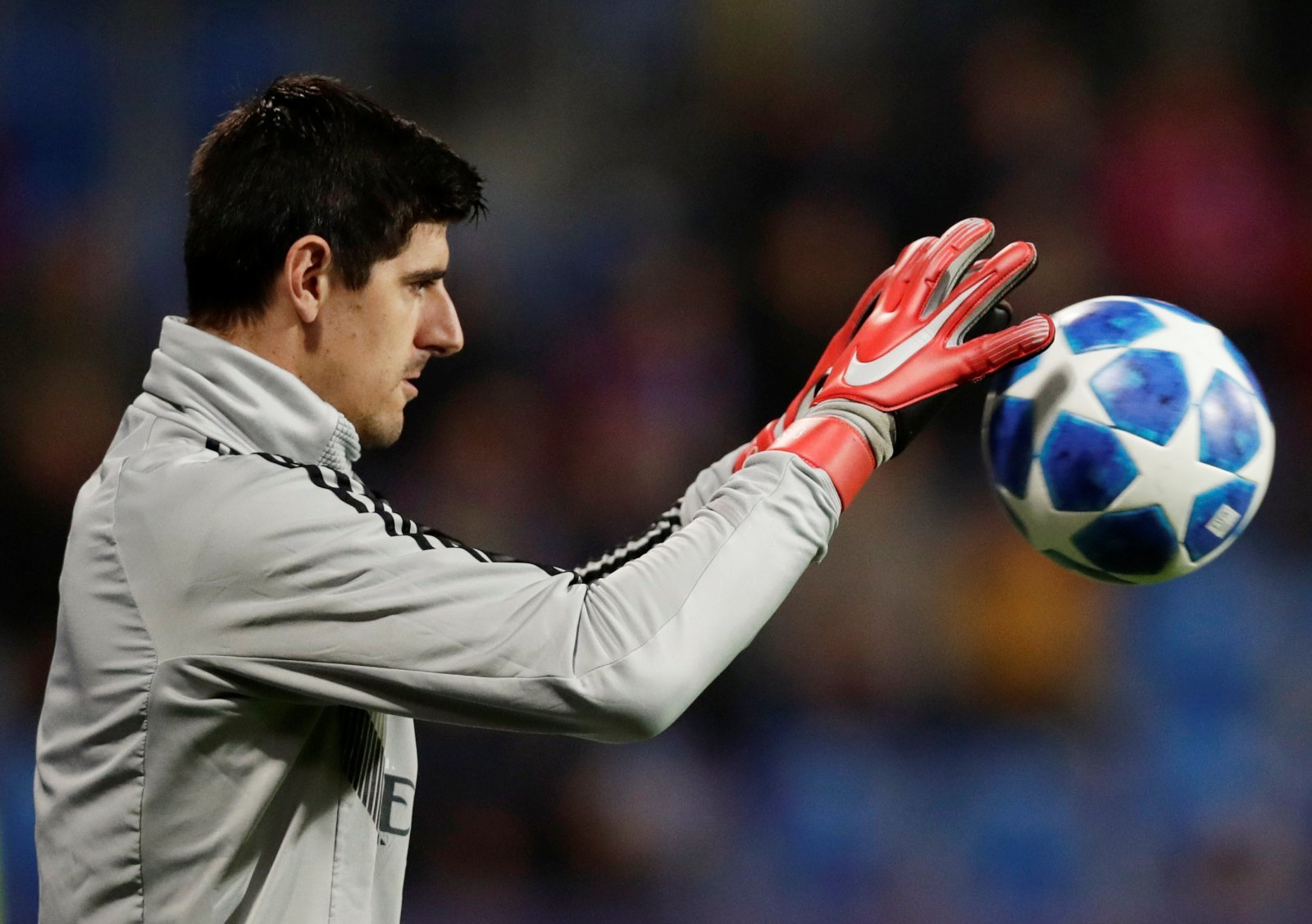 Chelsea fans couldn't help but laugh after UCL tie featuring Thibaut Courtois