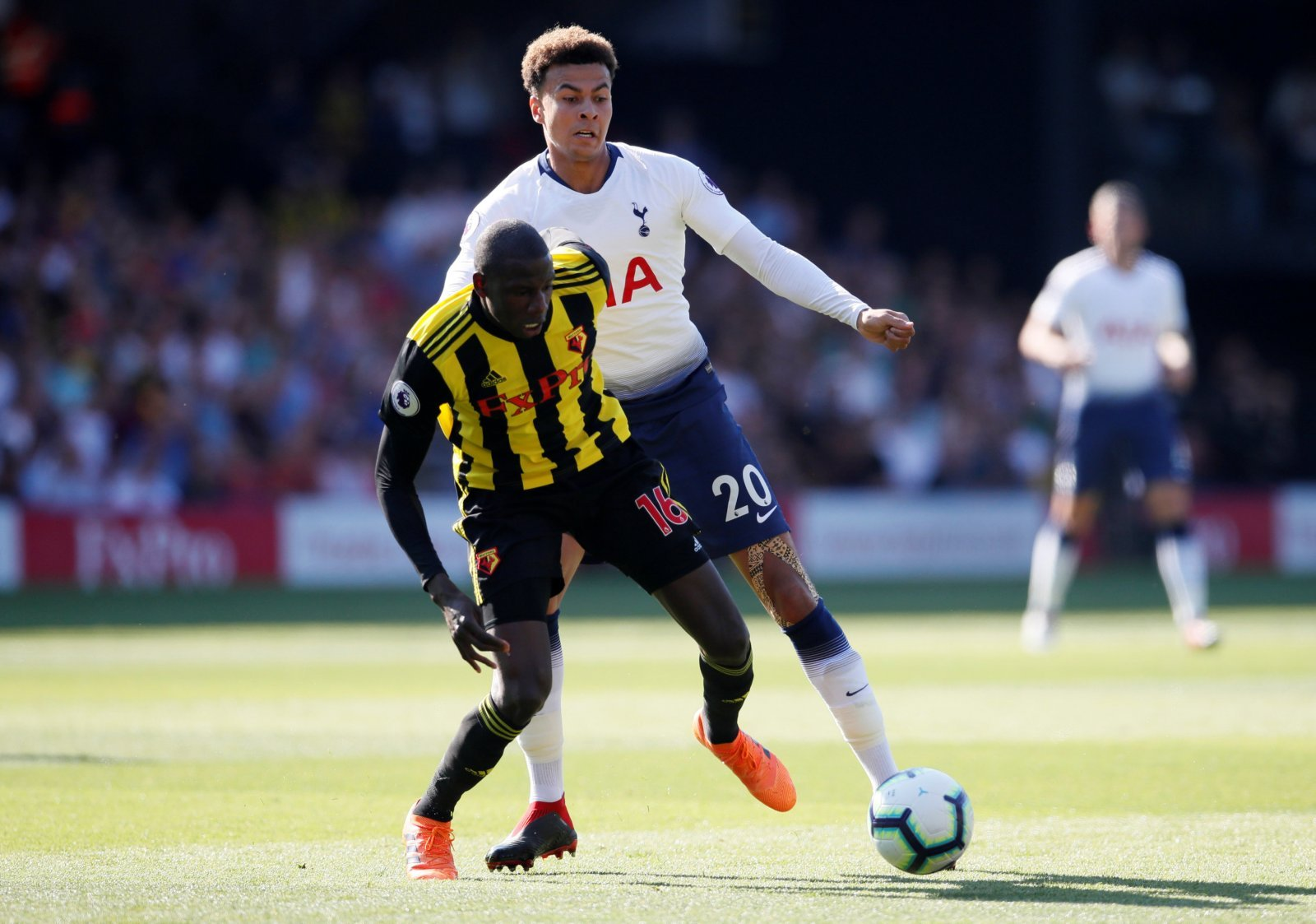 Wanyama out, squad quality bettered: Potential consequences of Tottenham's midfield swoop