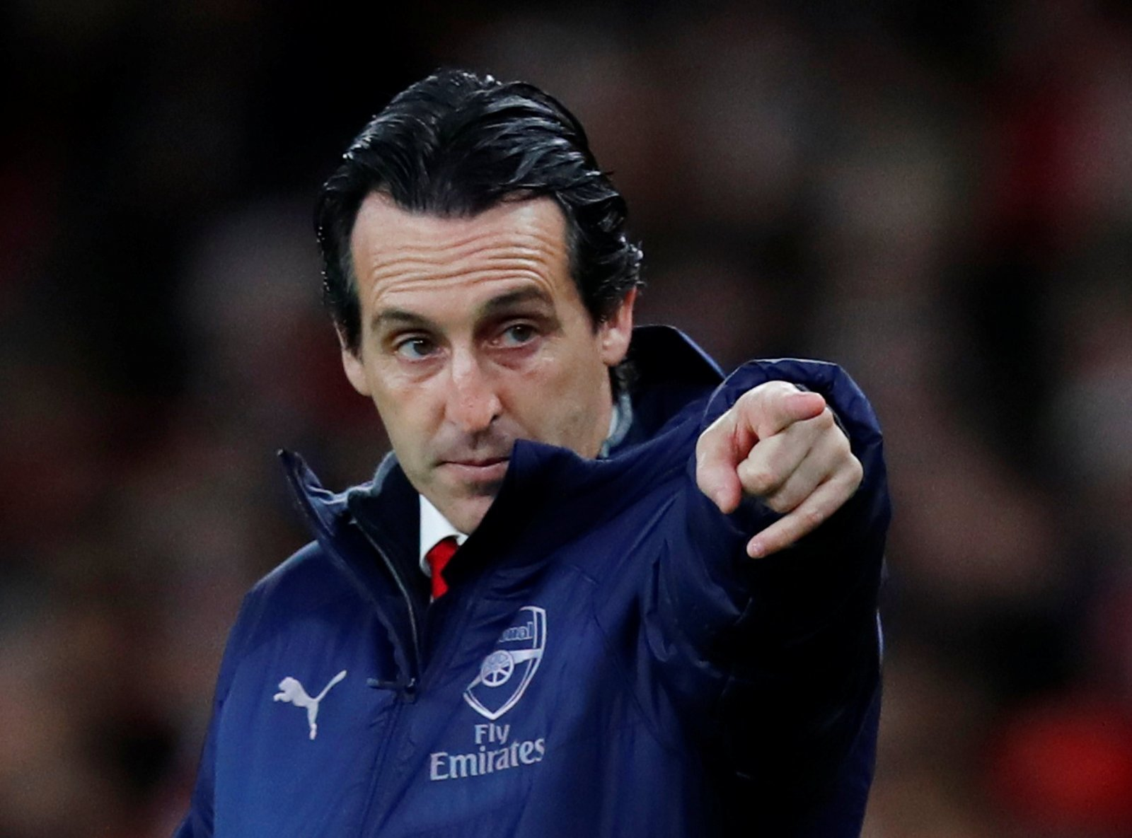 Arsenal: Fans can't believe TalkSPORT caller wants Sam Allardyce or David Moyes to replace Unai Emery