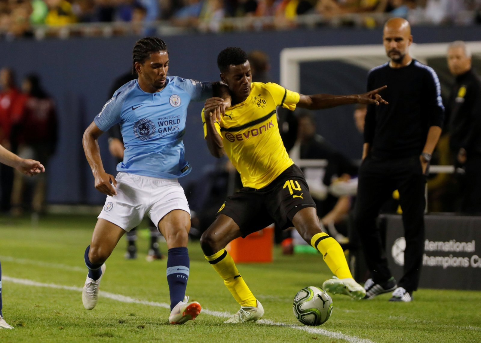 Rangers should look to Dortmund's Isak as another forward option