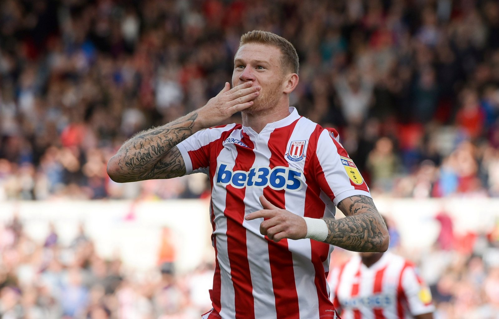Martin O'Neill plotting to bring James McClean to Nottingham Forest