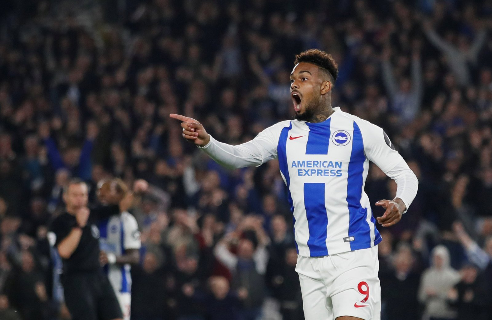 Brighton: Fans give mixed response to player departure