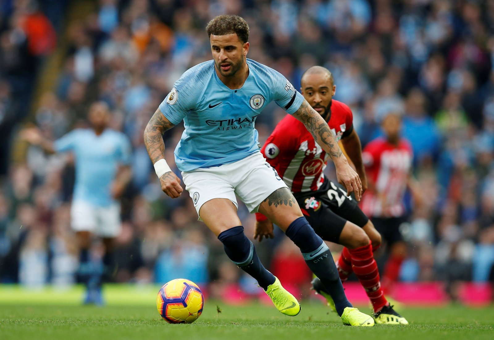 TT Introducing: The best fullback in the league, Kyle Walker