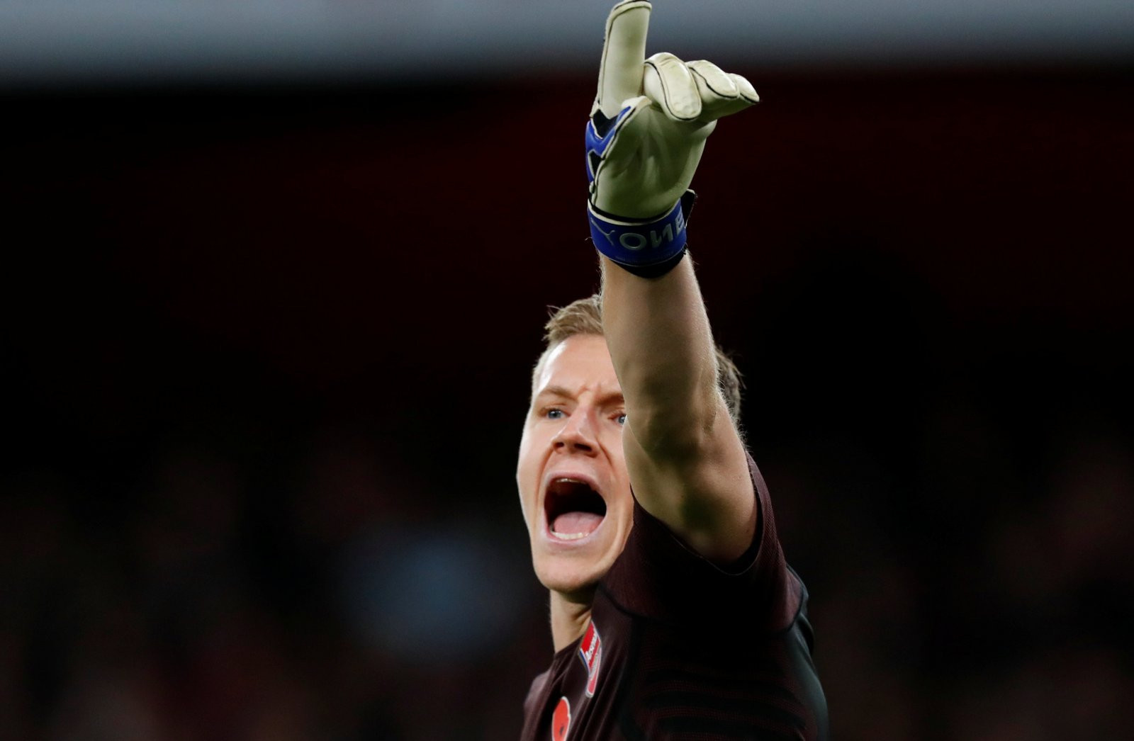 Arsenal fans take to Twitter to marvel at incredible Leno double stop