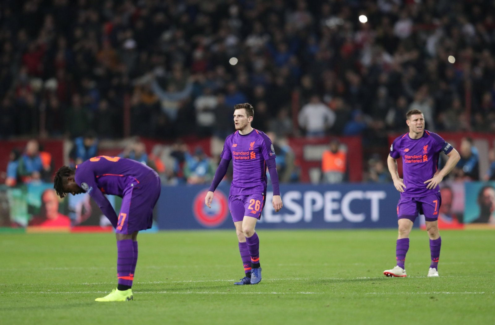Pundit's Choice: Liverpool's CL loss to Red Star Belgrade