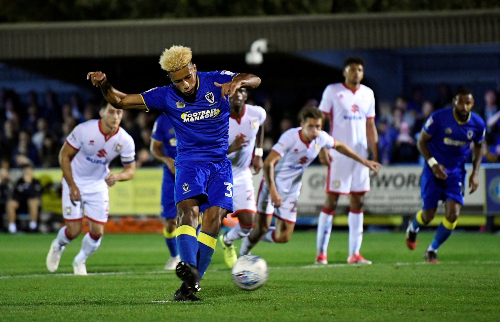 What does the future hold for Lyle Taylor at Charlton?