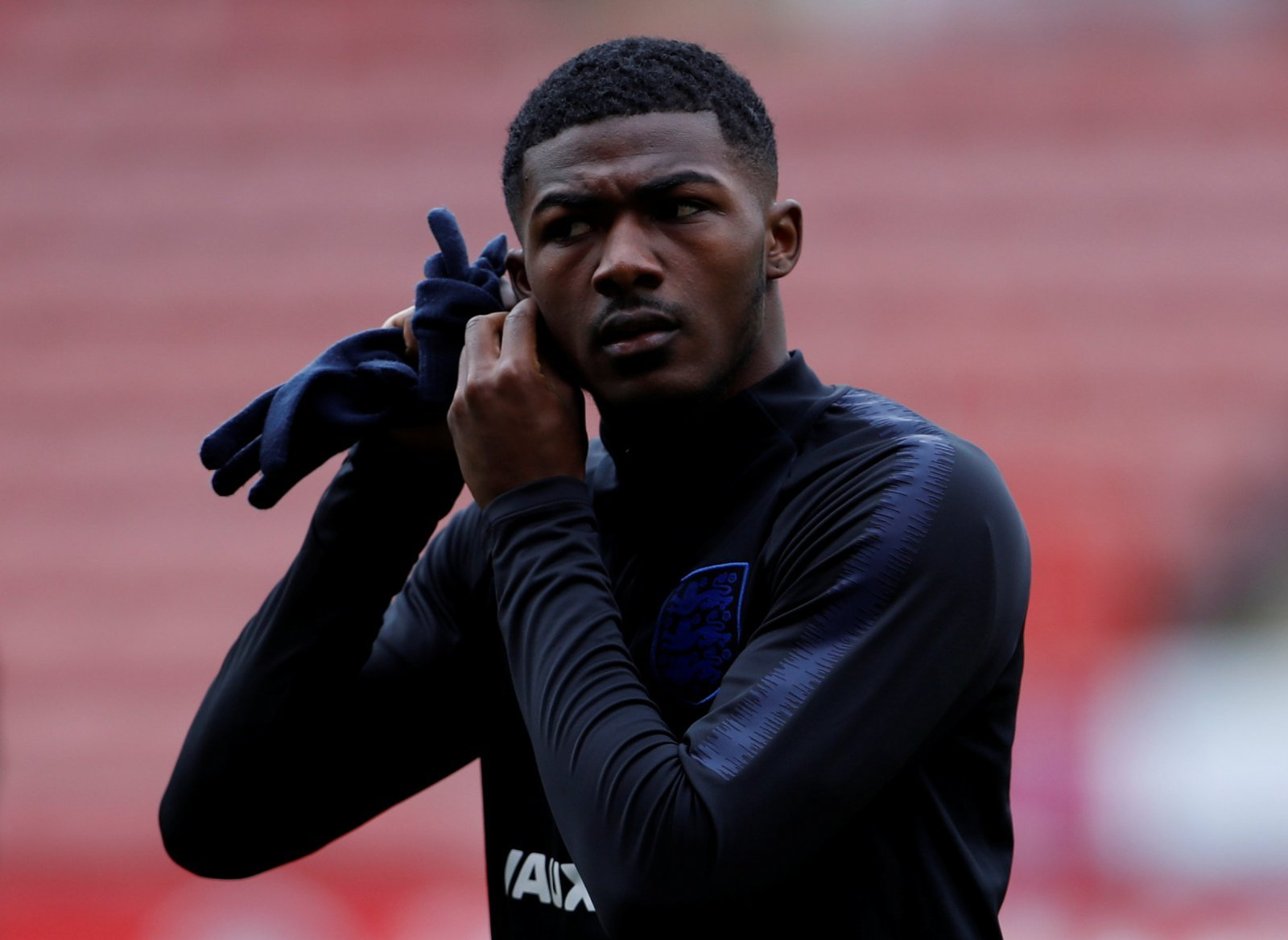 Ainsley Maitland-Niles must start at left-back this weekend