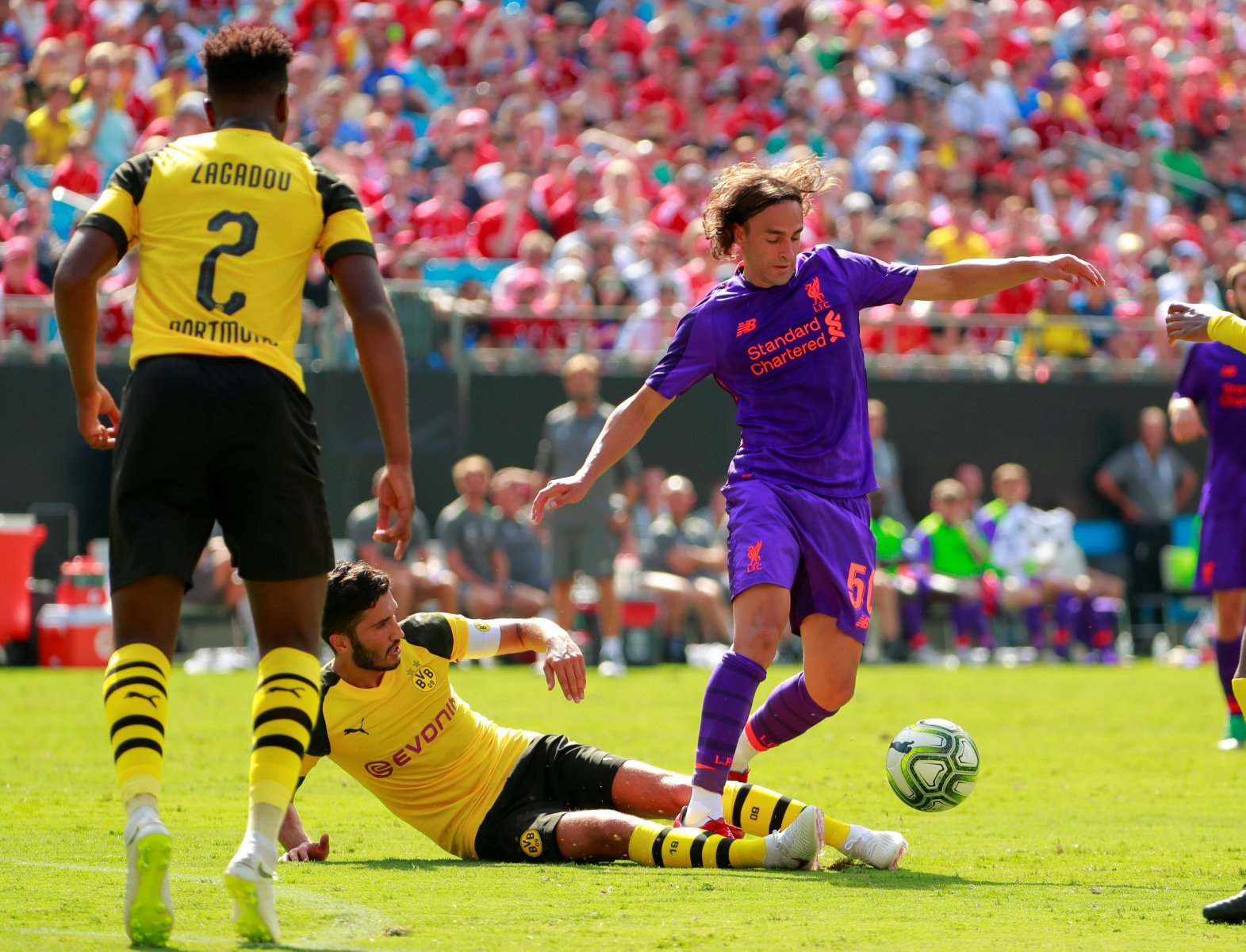 Liverpool looking to offload Lazar Markovic