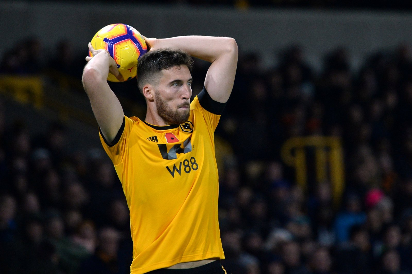 Matt Doherty's injury is not a serious one and he'll be in contention for Bournemouth clash