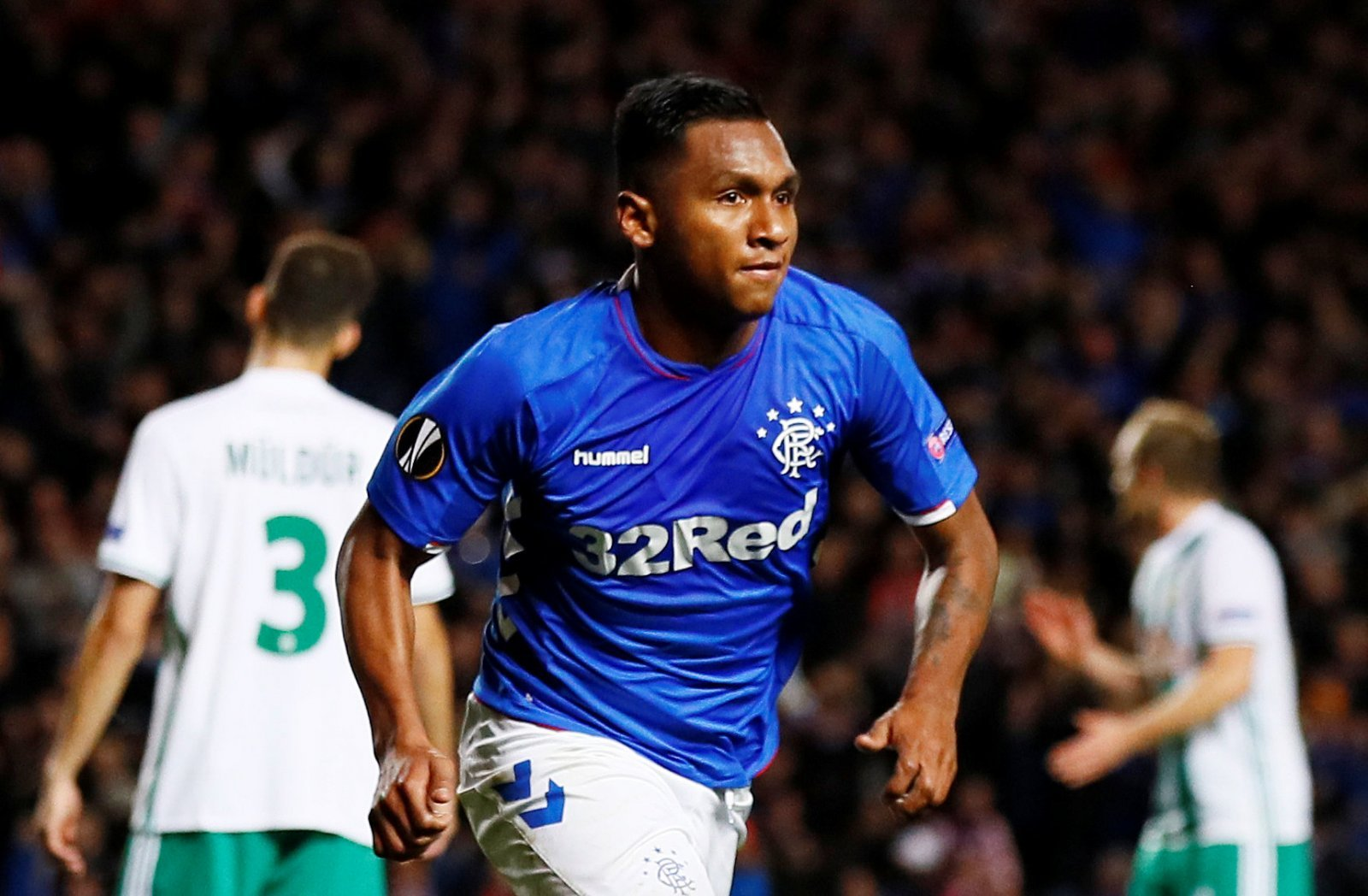 Alfredo Morelos should be of major interest to toothless Wolves