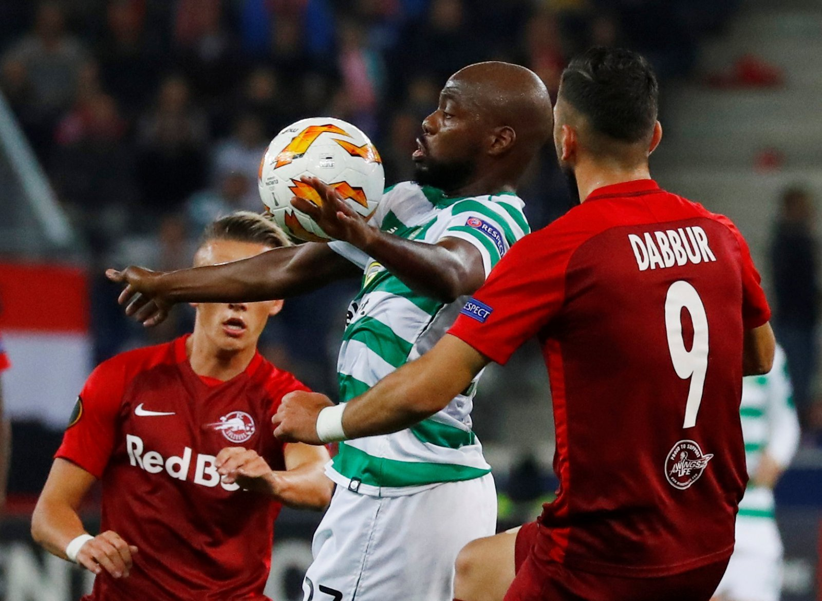 Celtic team news: Youssouf Mulumbu hands Rodgers timely boost
