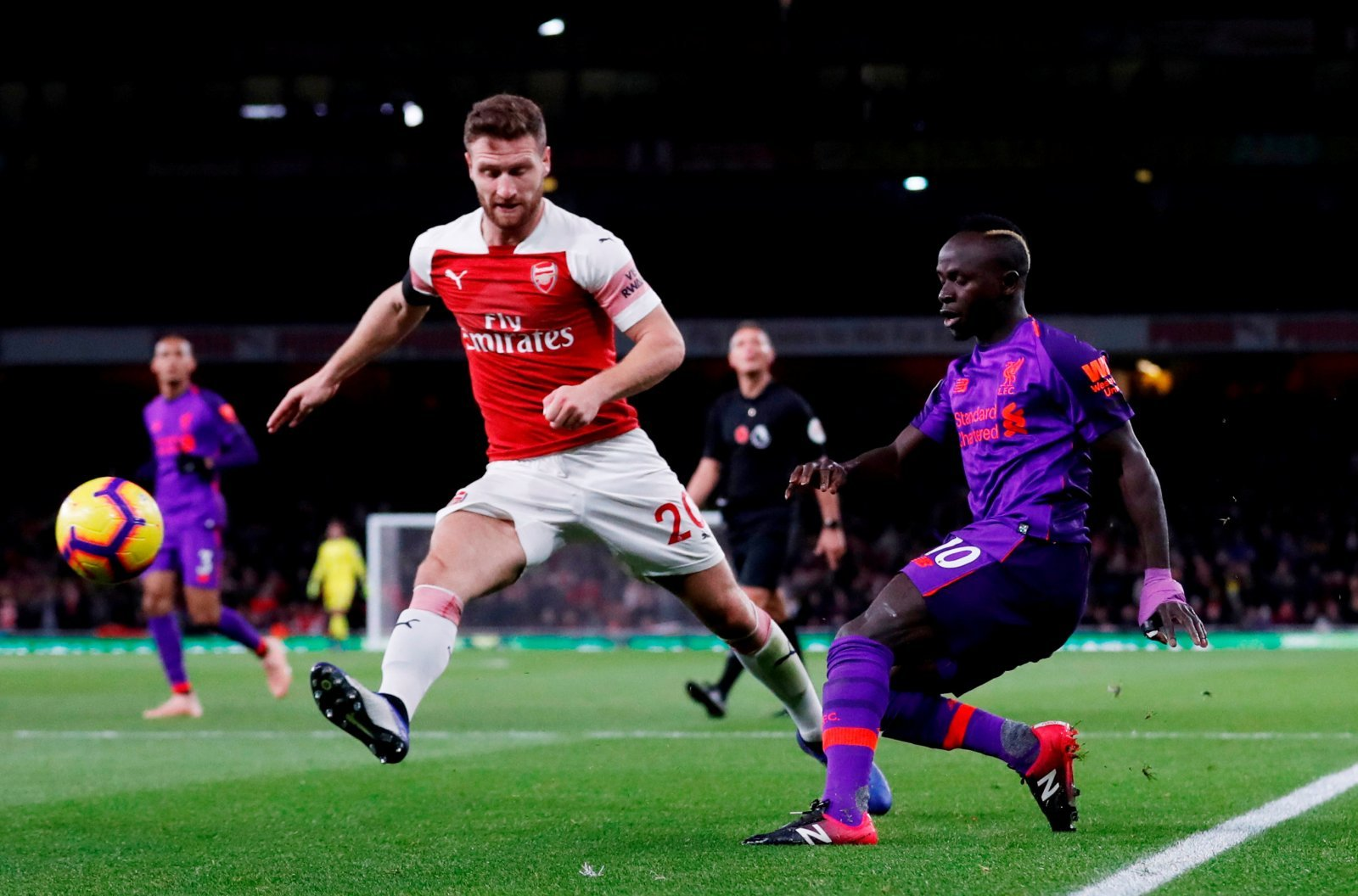 Mustafi really could kick on from here for Unai Emery's Arsenal
