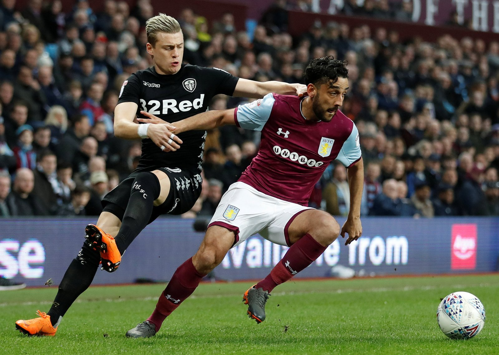 Neil Taylor had a complete shocker against Derby yesterday