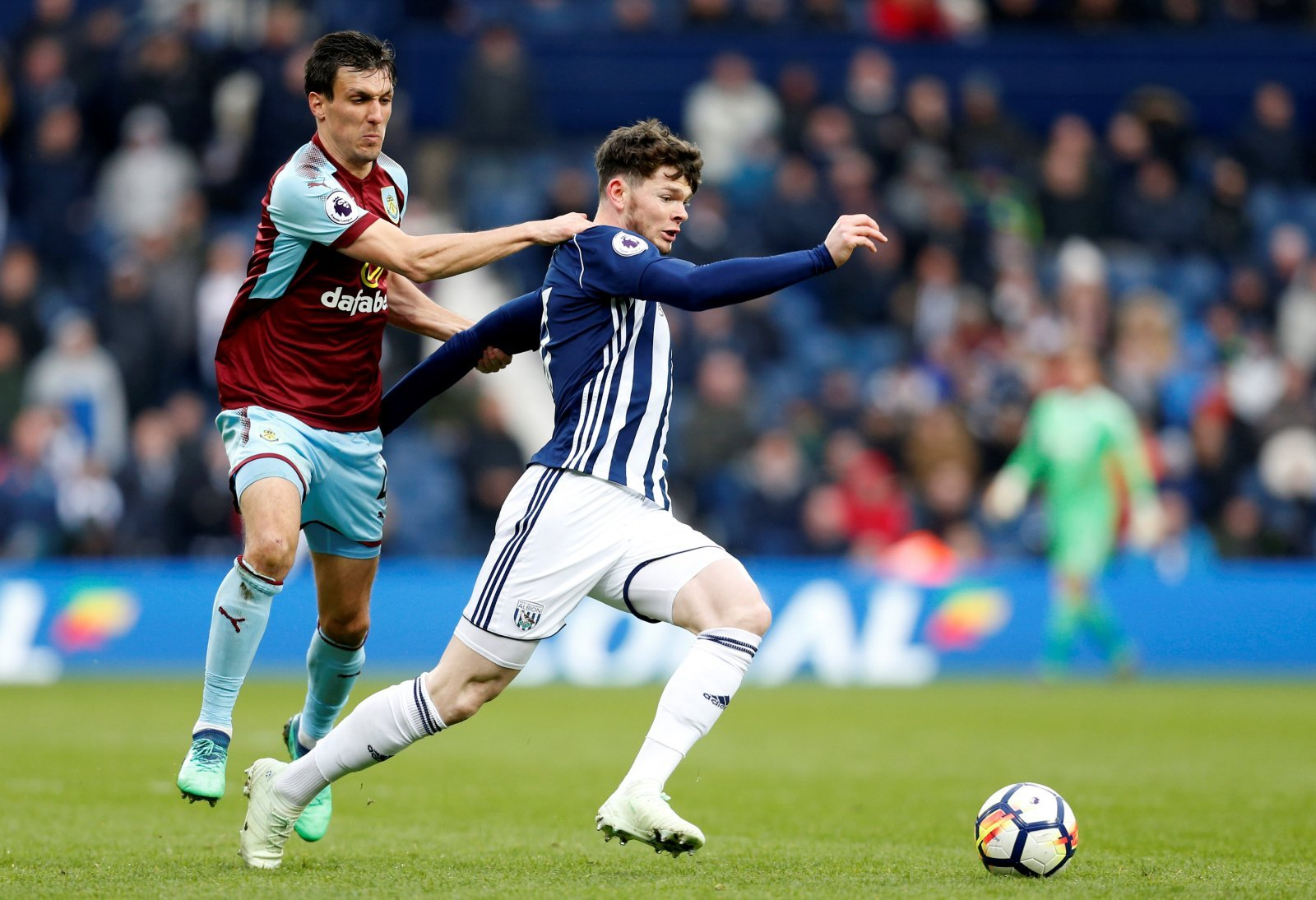Recent reports should prompt Celtic to move for West Brom's Oliver Burke