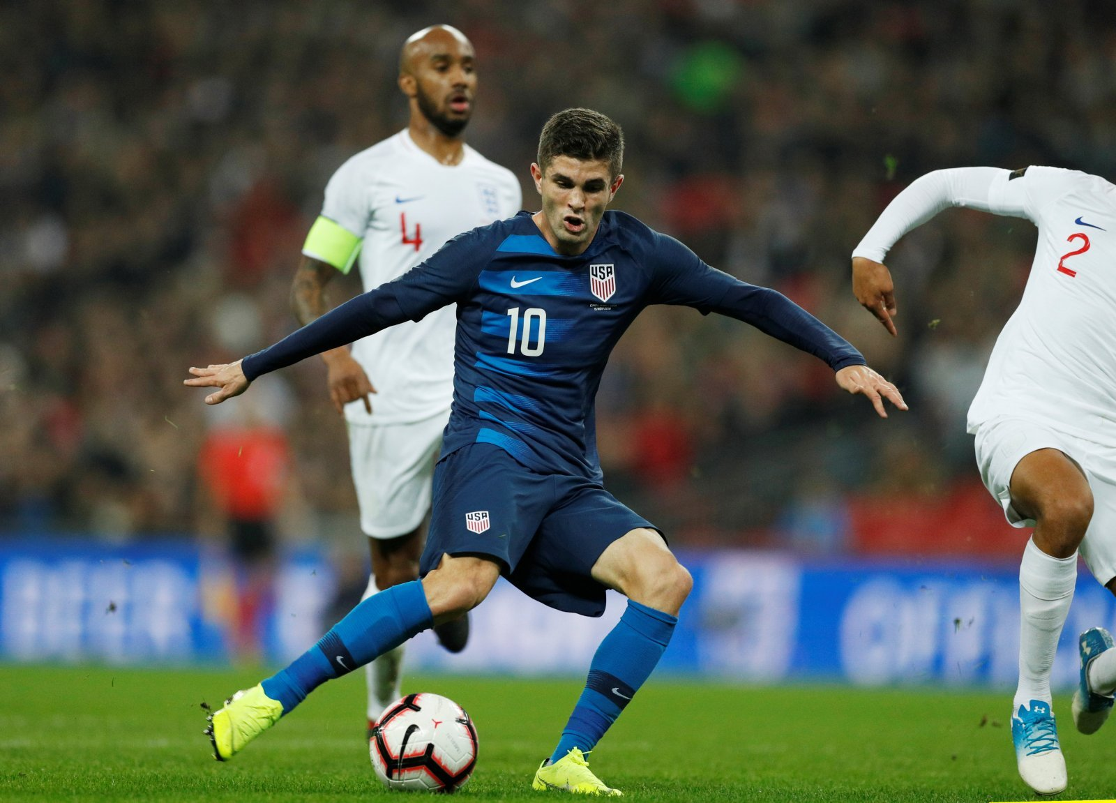Introducing: The man to take Liverpool to new heights, Christian Pulisic