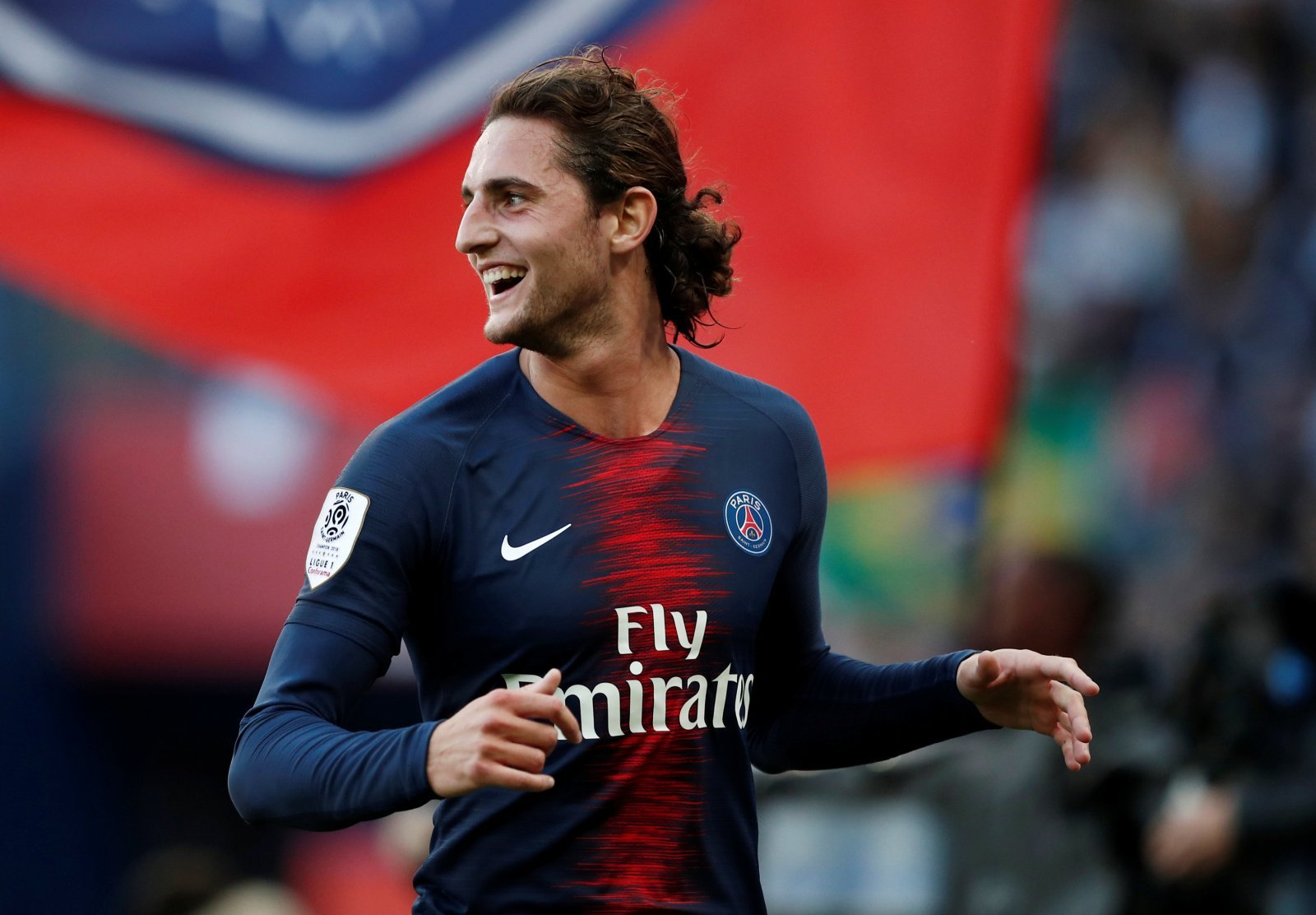 Liverpool fans take to Twitter to distance themselves from Rabiot links