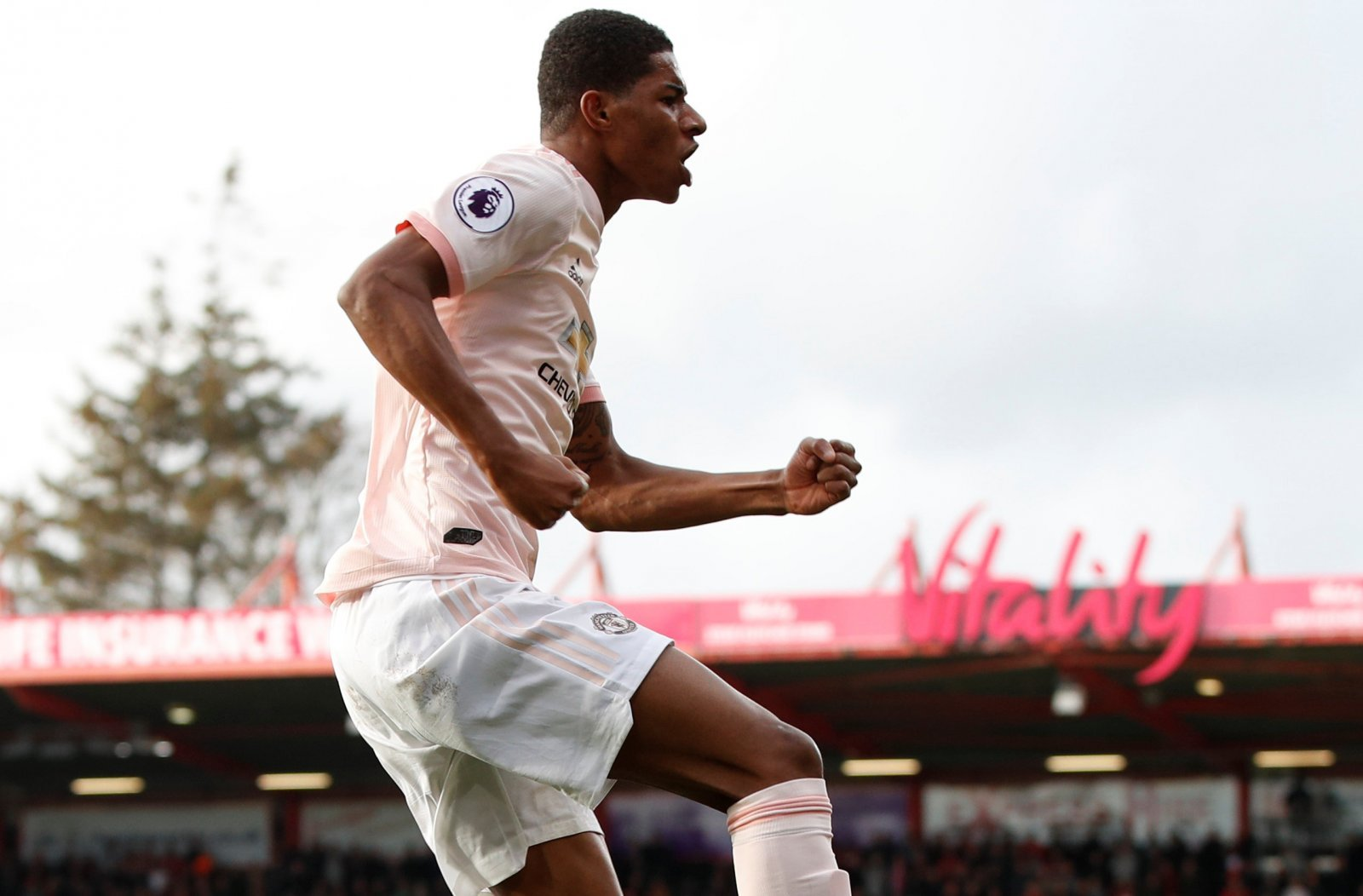 Opinion: How Rashford is winning the fight to become Manchester United's first-choice No.9