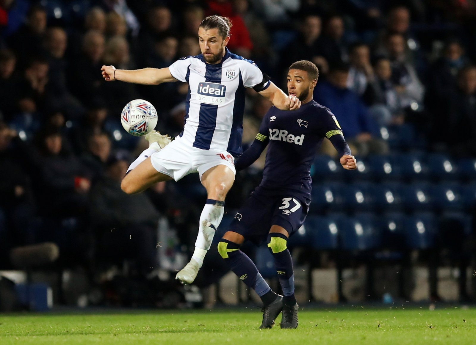 West Brom must keep hold of Rodriguez to maintain promotion hopes