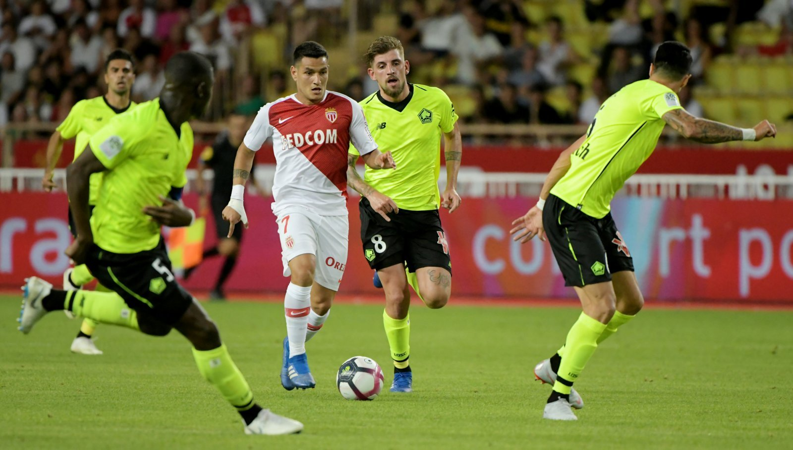 Rony Lopes could fit nicely into Tottenham's exciting side