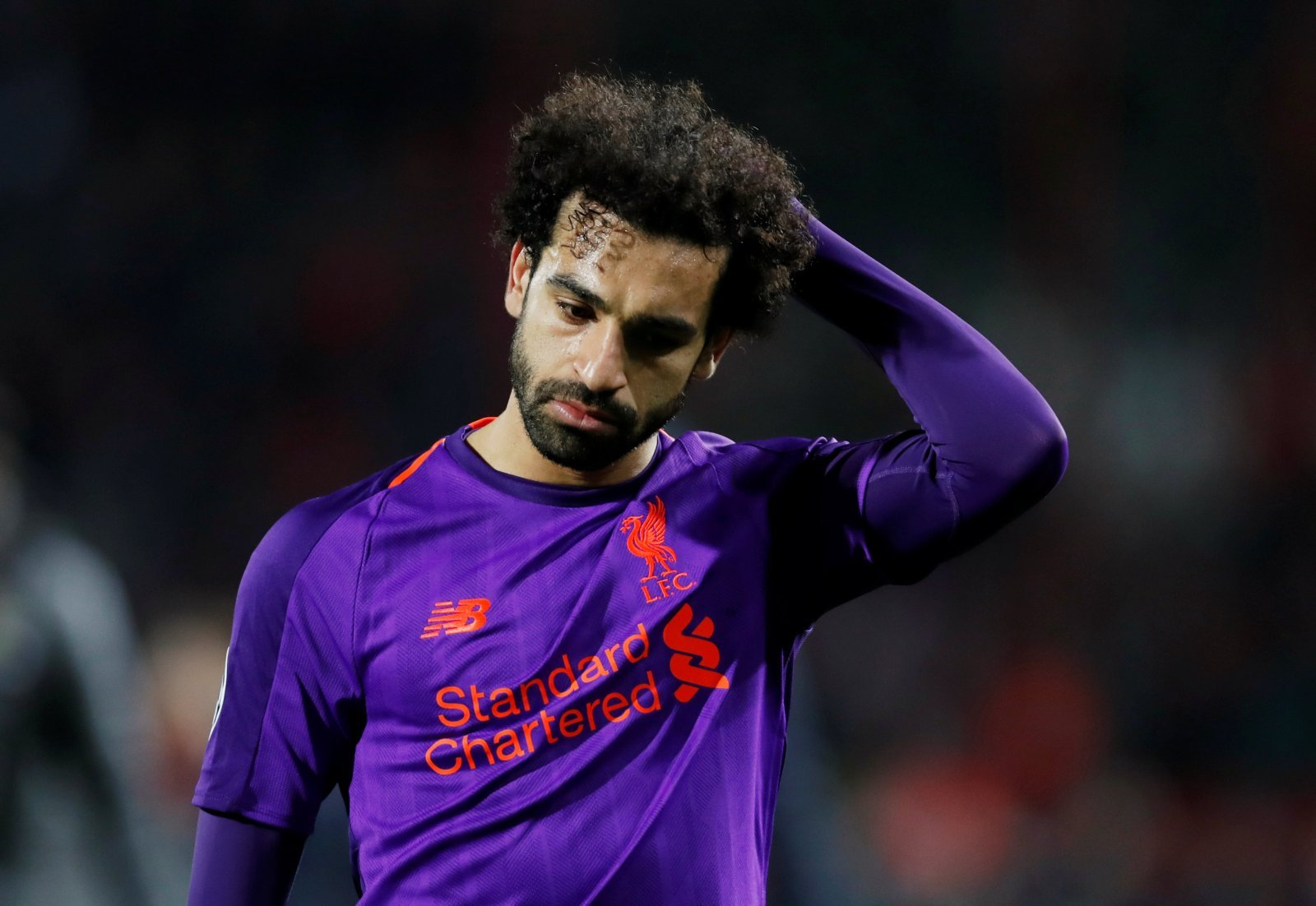 Newcastle fans on Twitter distraught after hearing of failed Mo Salah move