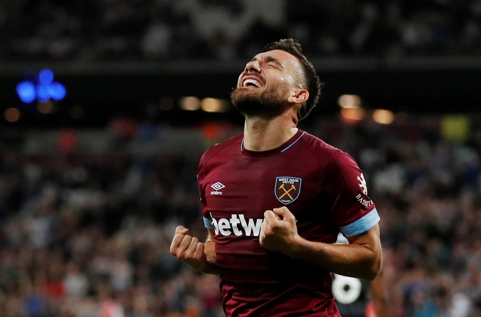 Introducing the star to suffer from Manuel Lanzini's West Ham return: Robert Snodgrass