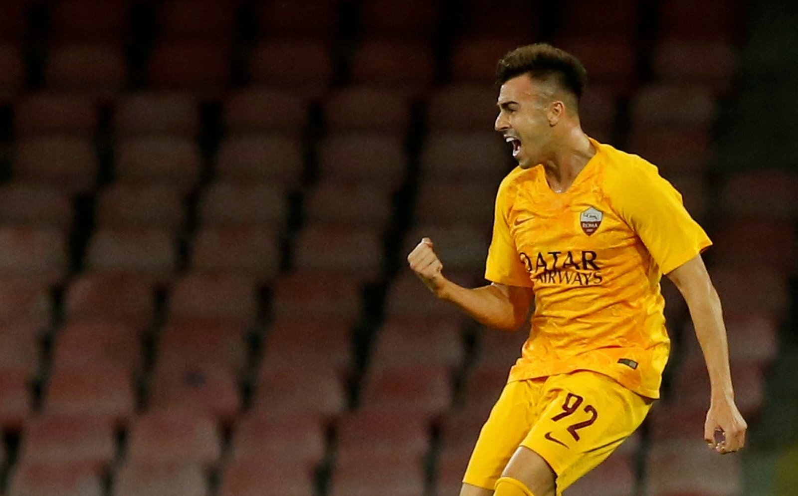 Stephan El Shaarawy is the quality back-up Liverpool need in January