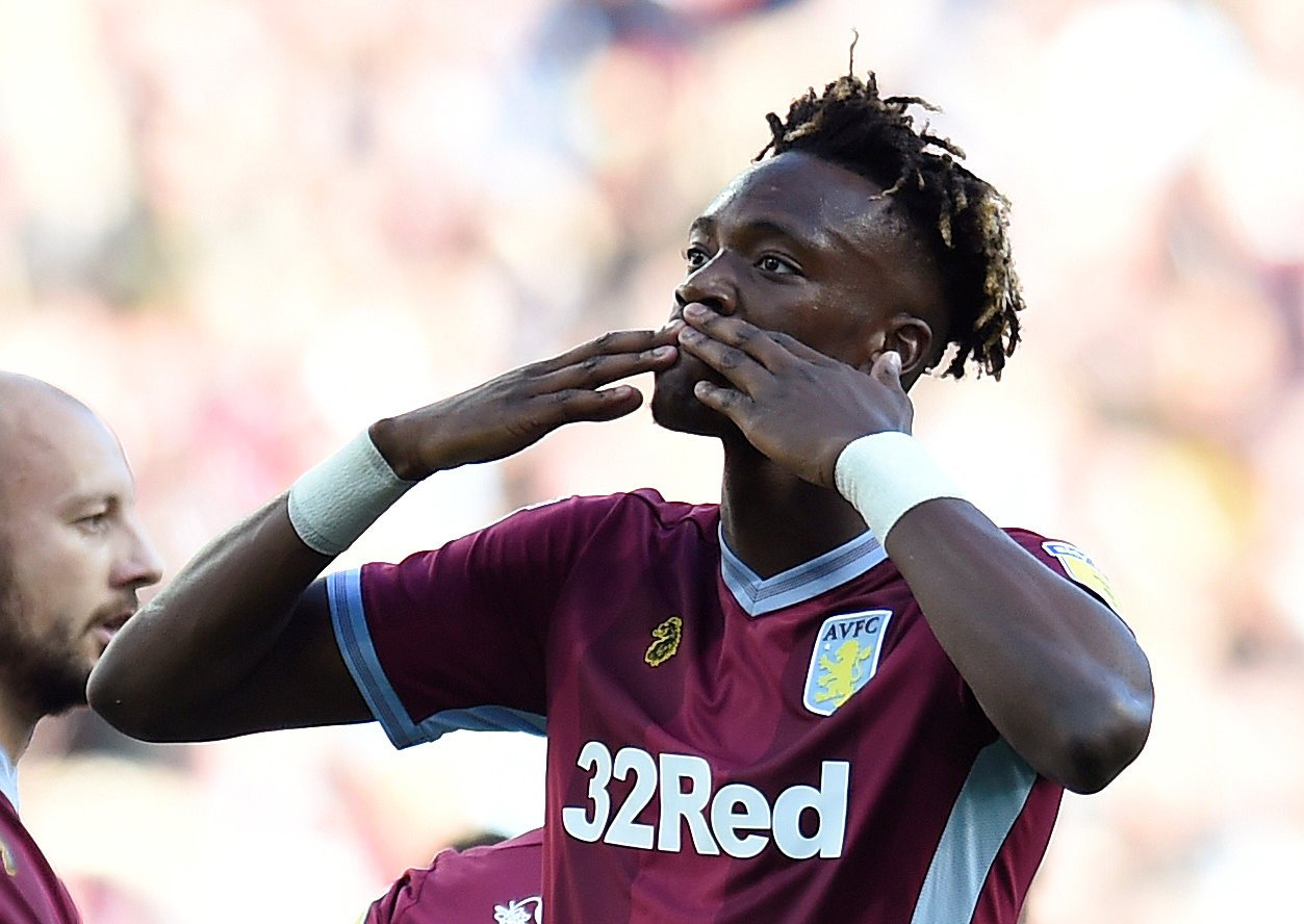 Premier League and Tammy Abraham may or may not await for Aston Villa