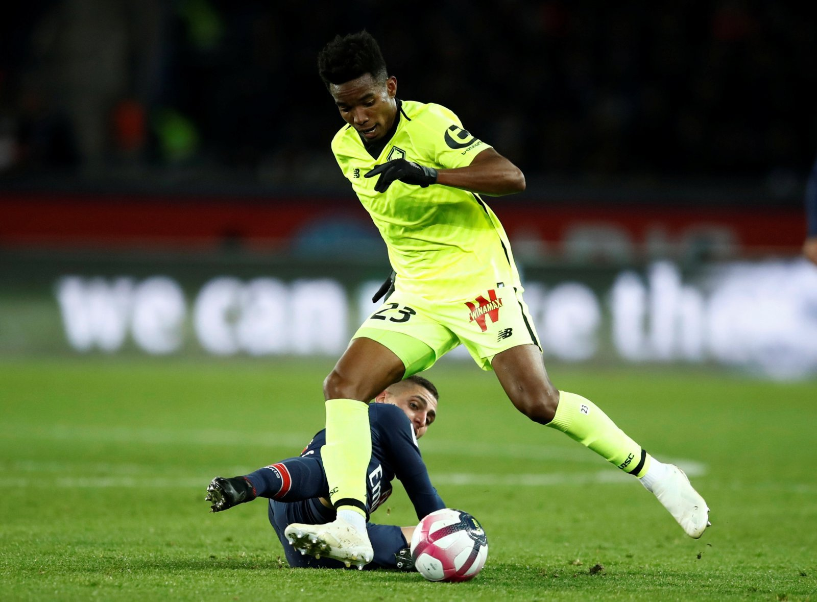 Thiago Mendes could fit into Manchester City's midfield very well