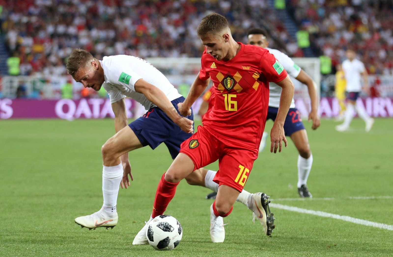 Thorgan Hazard could be a great addition for Tottenham