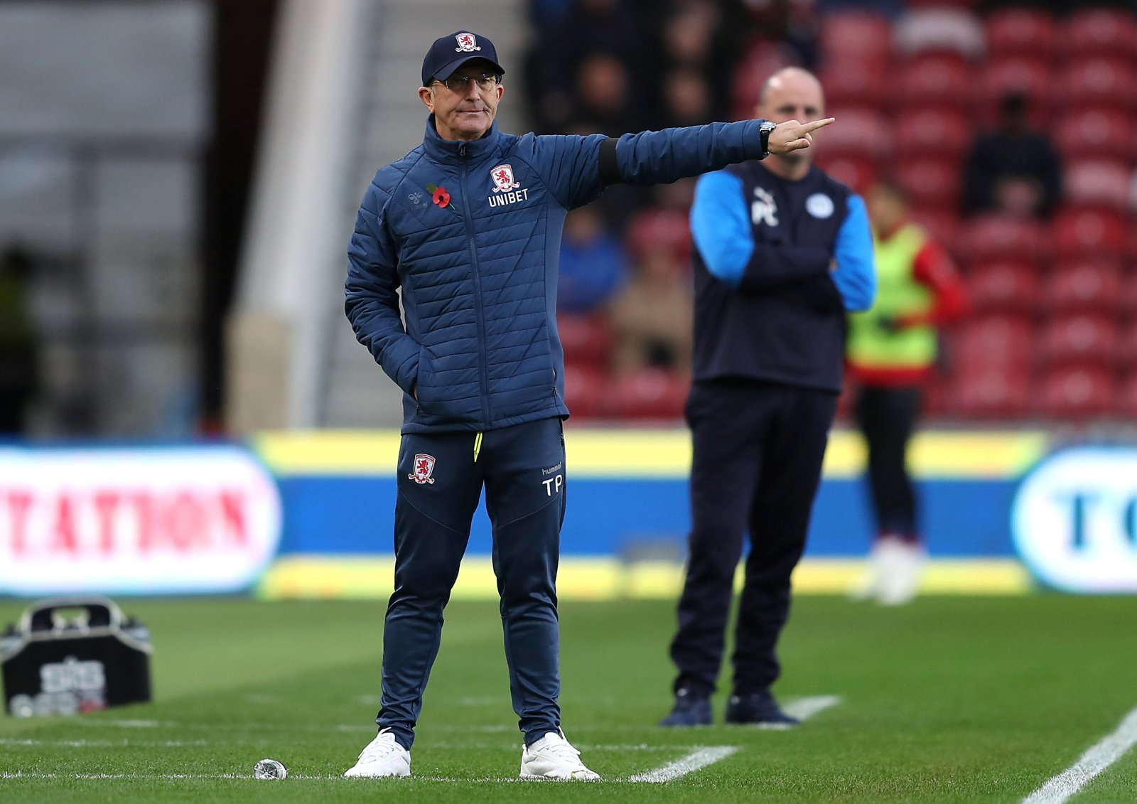 Pulis' warning to league leaders won't intimidate anyone