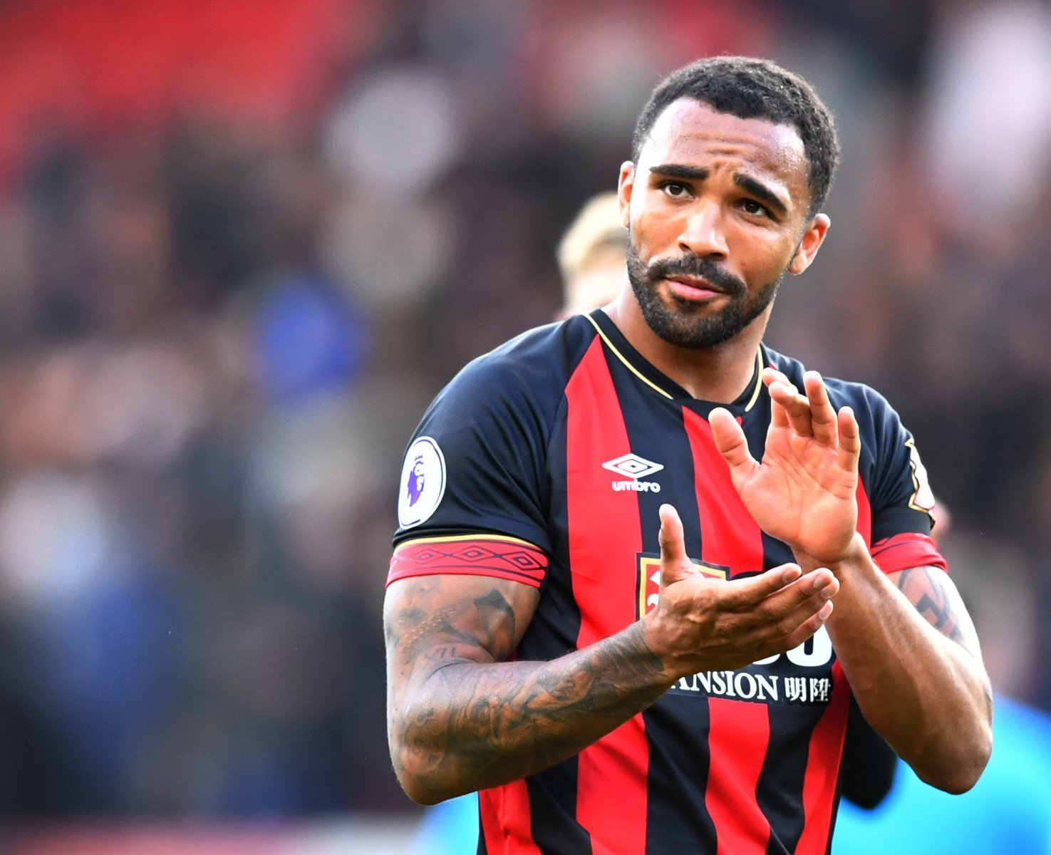 Everton must look at Callum Wilson as a forward option
