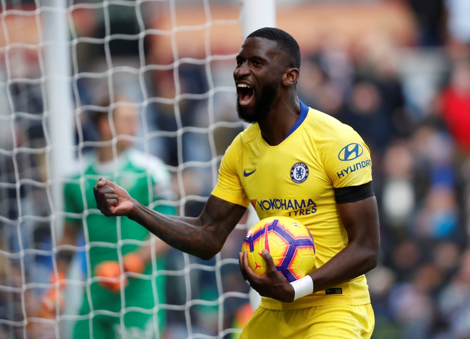 Report: Chelsea are hopeful that Antonio Rudiger will be the next player to agree fresh terms