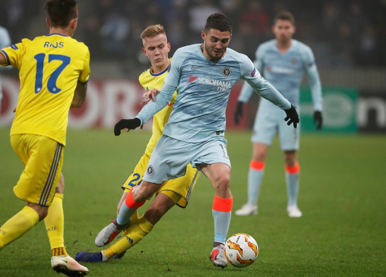 Arsenal must be on red alert after revelation on the future of Mateo Kovacic