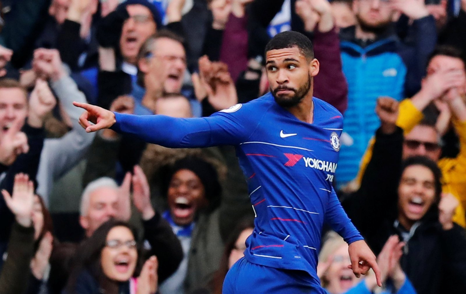 If Ruben Loftus-Cheek doesn't star under Sarri now, he simply never will