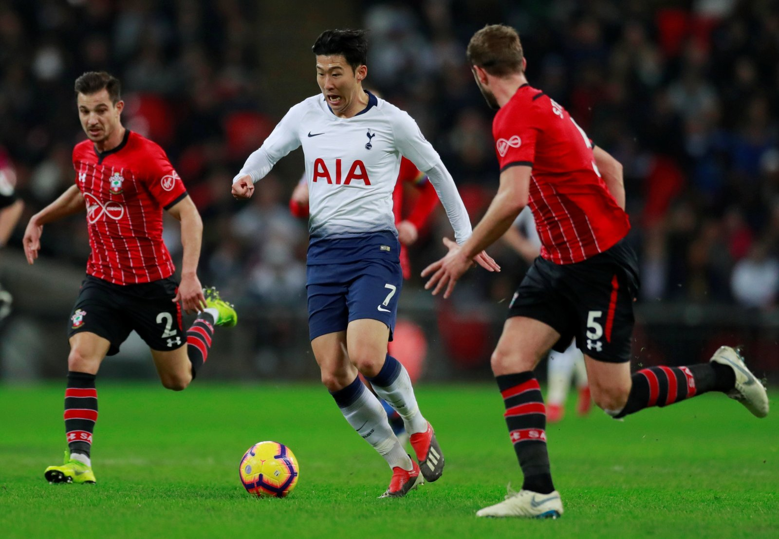 Introducing: The Premier League's most underrated forward, Son Heung-min
