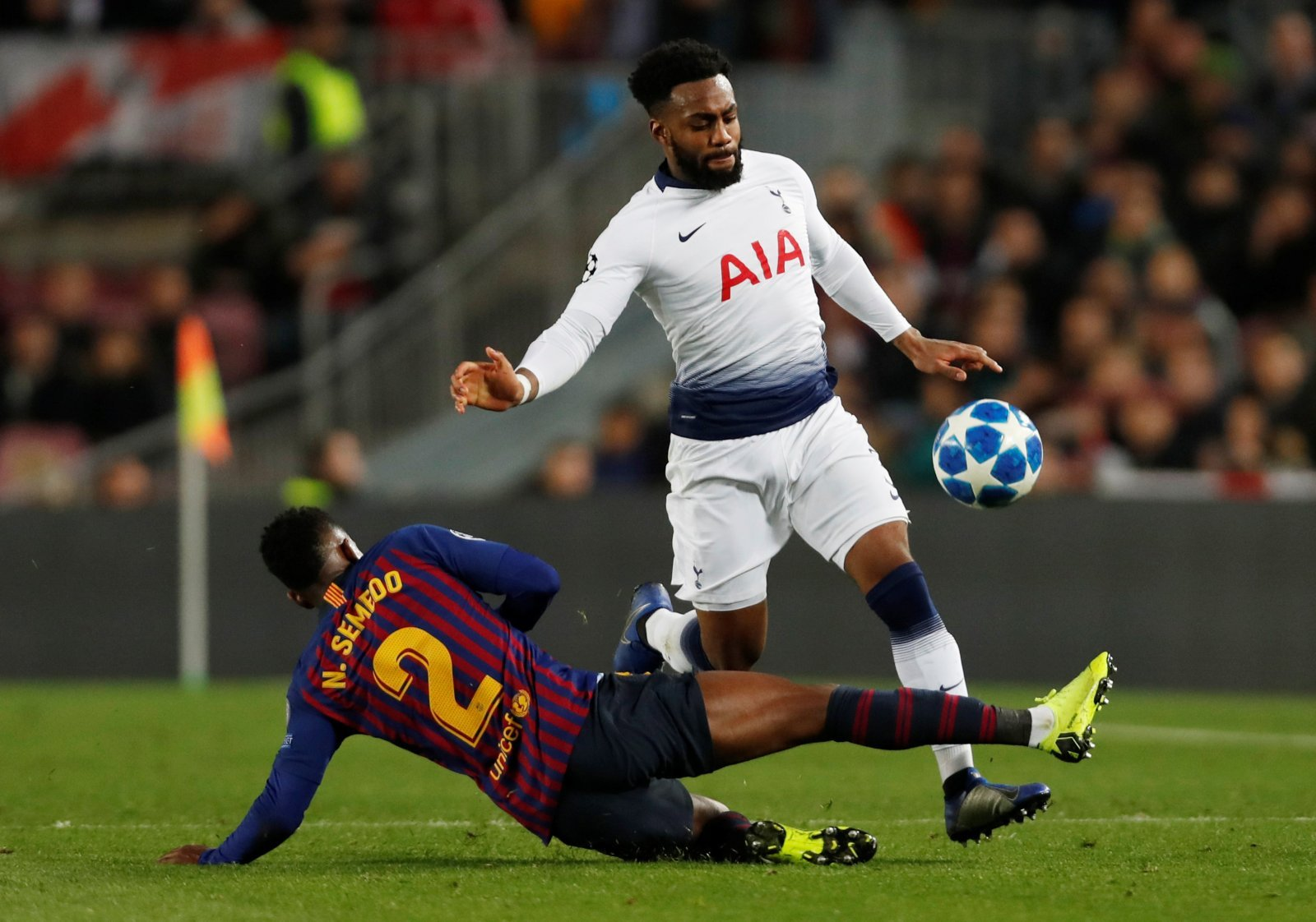 Tottenham Hotspur: Danny Rose set to stay at the club this season