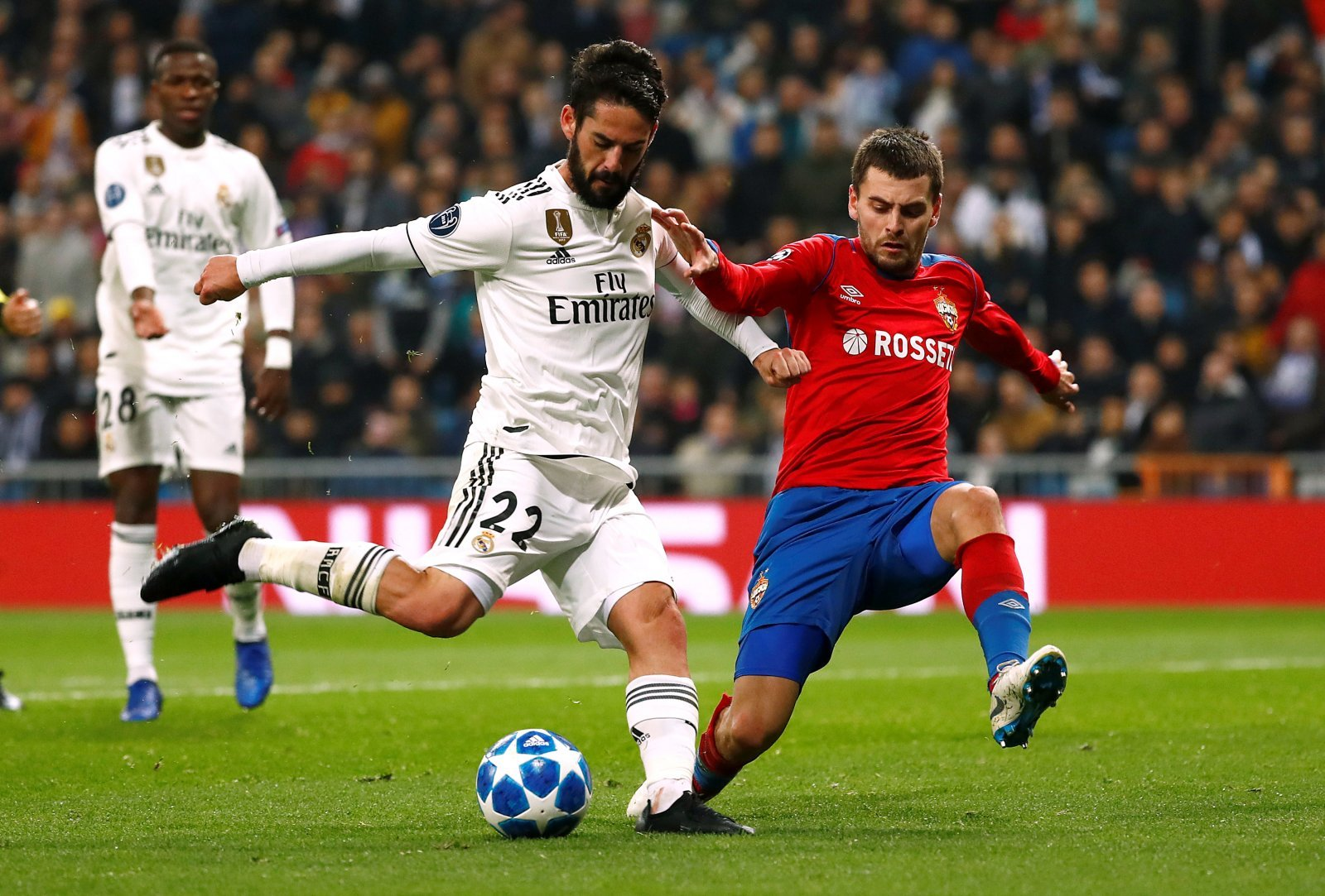 Daniel Levy surely won't get a better chance to lure Isco to Tottenham