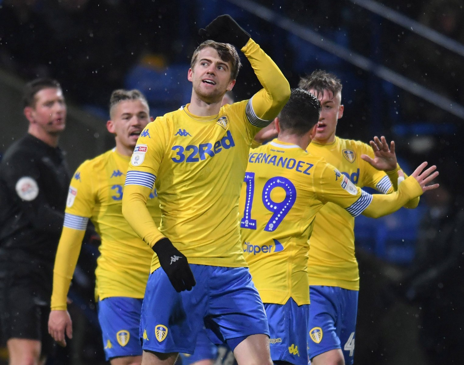Phil Hay believes Patrick Bamford 'isn't helping' Leeds at the moment