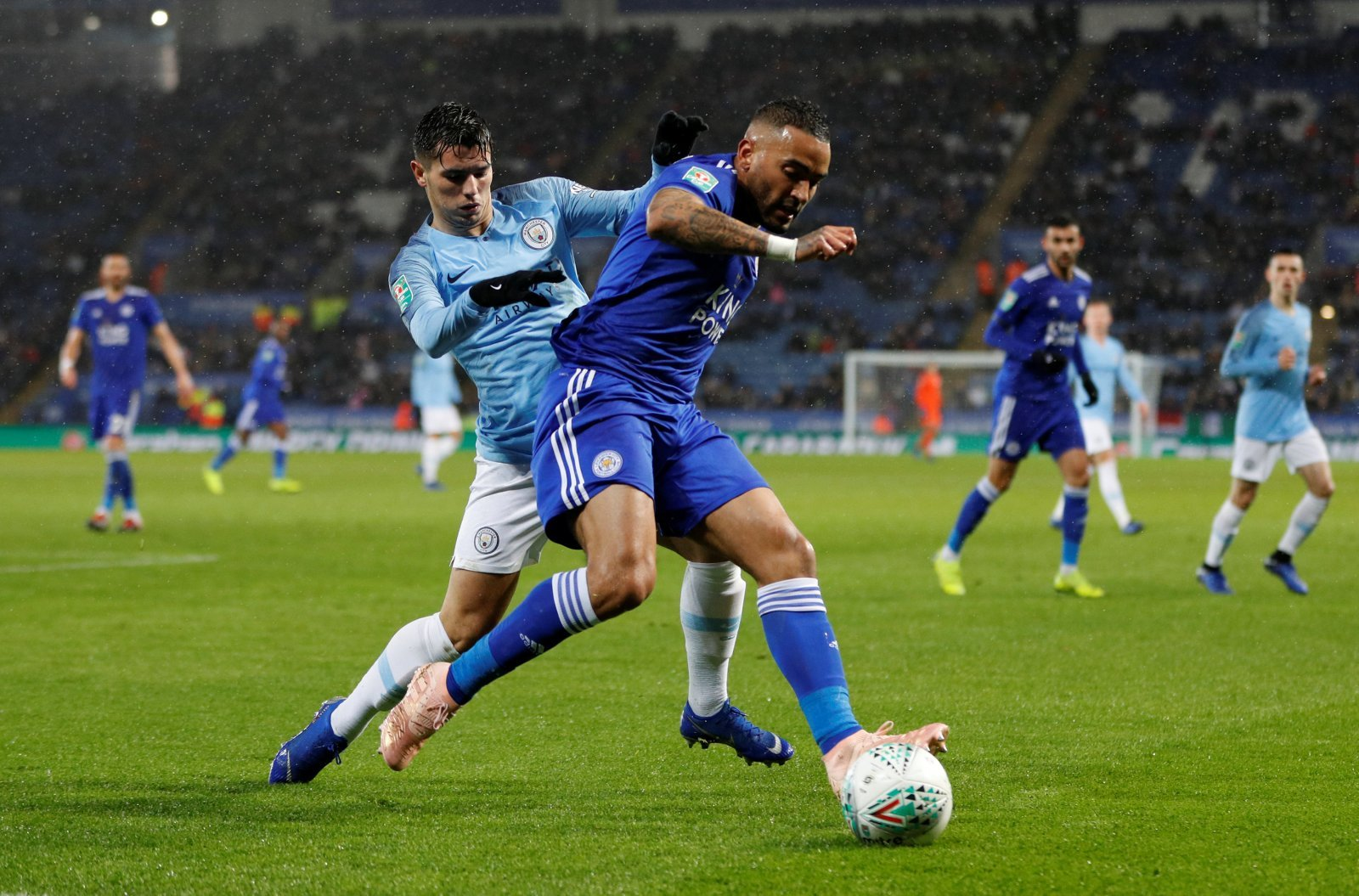 Opinion: Pep Guardiola must convince Brahim Diaz to remain at Manchester City after Leicester showing